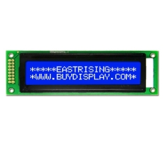 Blue Display 20x2 Character LCD Module HD44780 White LED Backlight ERM2002SBS-1